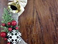 Різдвяний місяць. Варіант перший