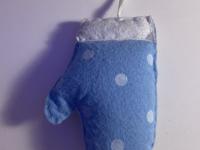 Новорічна рукавиця