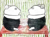 Панди, які розмовляють
