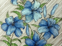 Голубі лілії