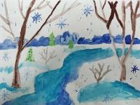 Зима-красуня