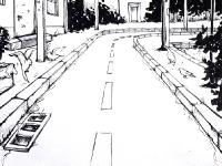 Спокійна вулиця