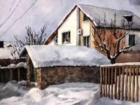 Зимовий будинок