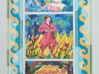Ілюстрація до твору І.П. Котляревського «Енеїда»