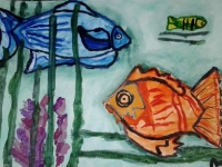 Риби в акваріумі