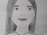 Перший автопортрет