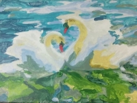 Лебедина любов