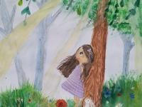 Казкова прогулянка лісом