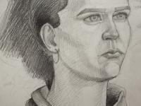 Портрет дівчини №1