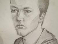 Портрет юнака №2
