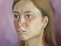 Портрет маслом №3