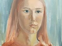 Портрет маслом №4