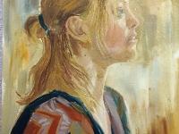 Портрет маслом №5