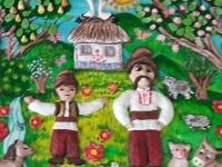 Господарство козацької родини