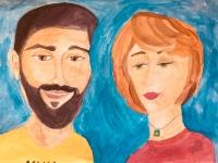 Портрет батьків