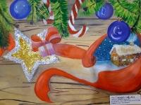 Різдвяний натюрморт