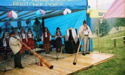 Сурмлять трембіти - перший фестиваль проводять Рекіти