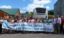 Маліжани Закарпаття - на другому Мості Миру і Міжнародному фестивалі - конкурсі